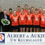 Shirtsponsor Keurslager Albert & Aukje voor Junioren It Fean